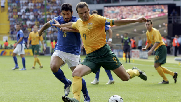 Former Socceroo Mark Viduka is one of this year's five inductees into the FFA Hall of Fame.