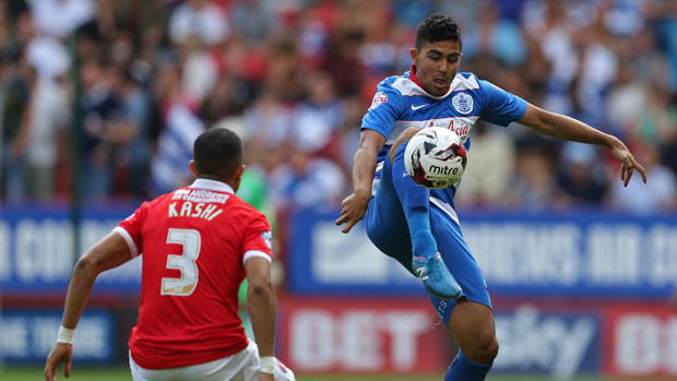 Massimo Luongo starred for QPR in the English Championship.