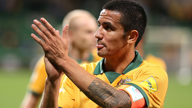 Tim Cahill has left Chinese club Shanghai Shenhua after just one season.