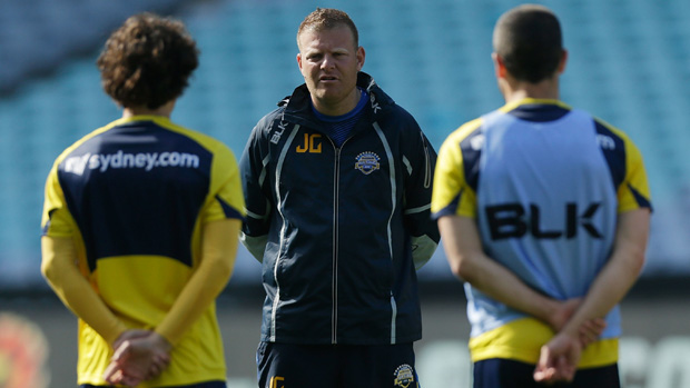 Josep Gombau has been named the new Olyroos coach.