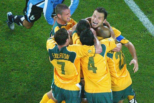 Greatest Socceroos moments in Australia – Bresciano stuns Uruguay
