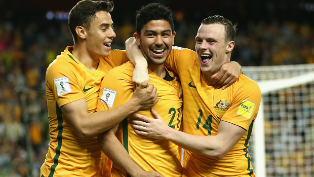 The Socceroos have risen in the latest FIFA rankings released for April.
