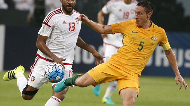Caltex Socceroo Mark Milligan has been involved in an eight-goal thriller in the latest round of top-flight action in the UAE.