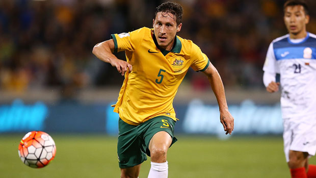 Mark Milligan says Australia's intensity was the key to their 3-0 win over Kyrgyzstan.