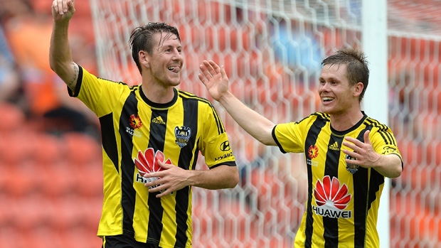 Nathan Burns and Michael McGlinchey return for Wellington Phoenix this weekend.