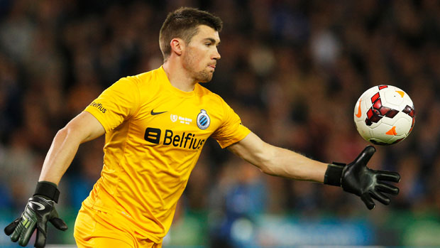 Mat Ryan's Club Brugge remain on top in the Belgian Pro League.