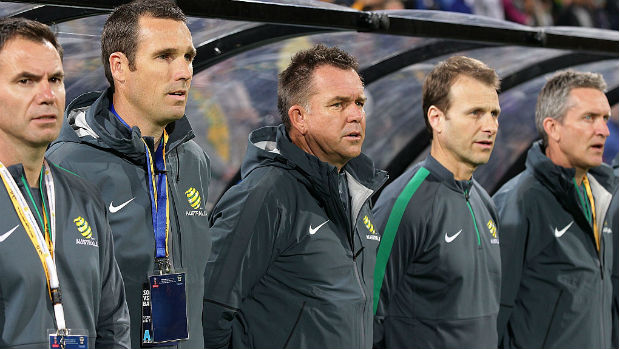 Socceroos coaches