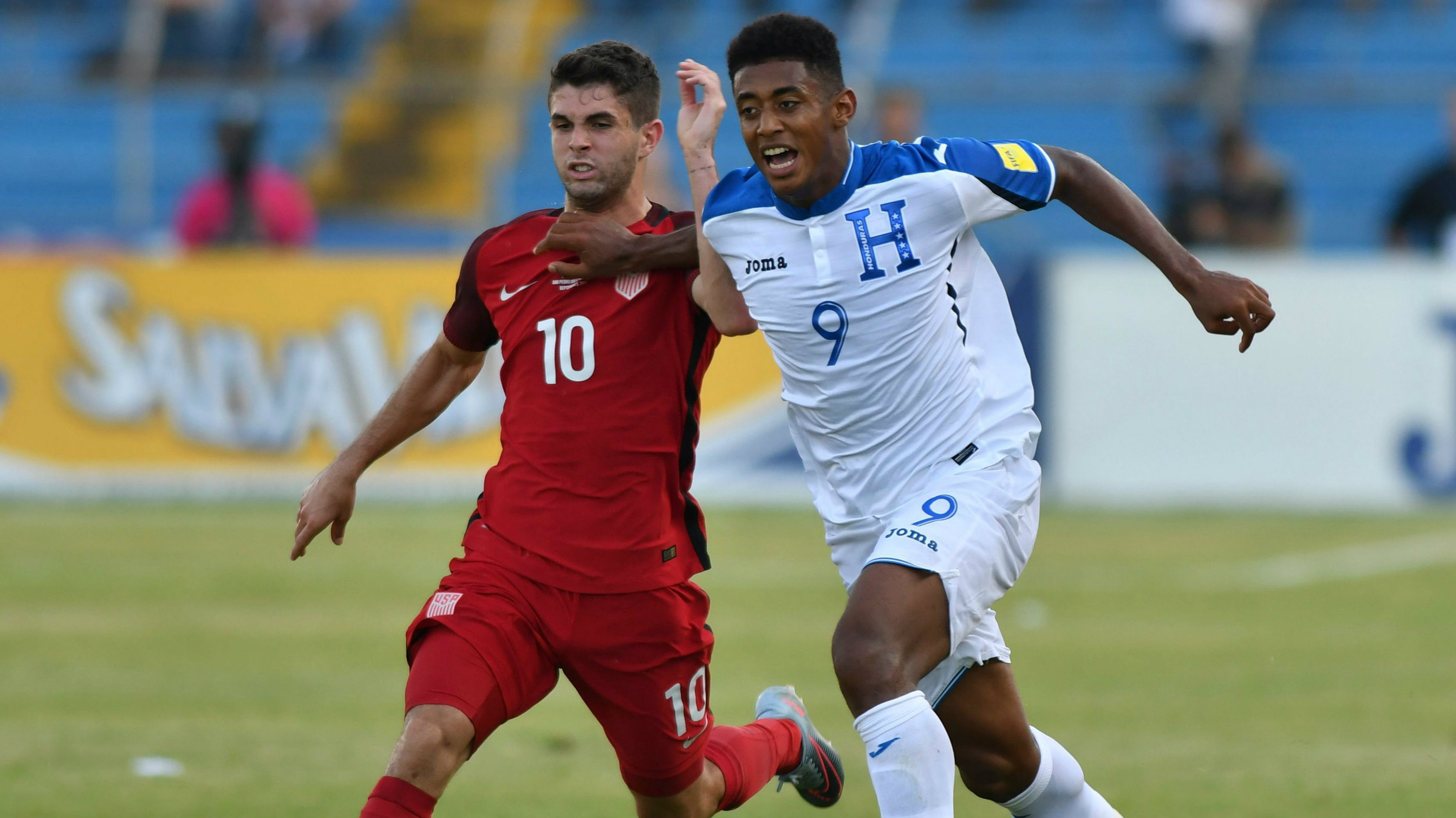 USA and Honduras played out a 1-1 draw in their qualifier on Wednesday morning (AEST).