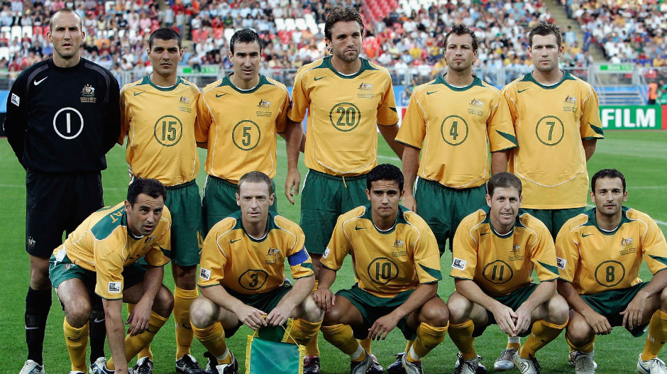 "Cahill was part of the emerging ""Golden Generation"" of Socceroos that played the likes of Germany and Argentina at the 2005 Confederations Cup."
