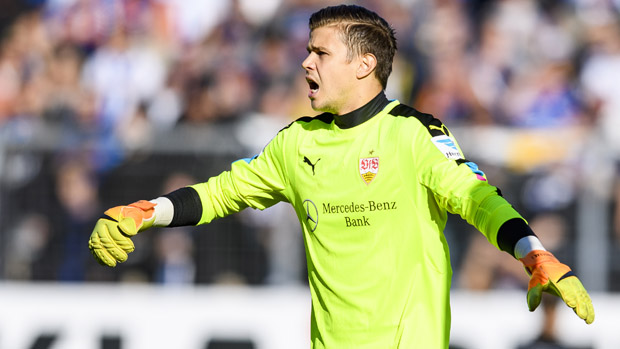 Mitch Langerak's Stuttgart fell to a 1-0 loss to Hannover overnight.