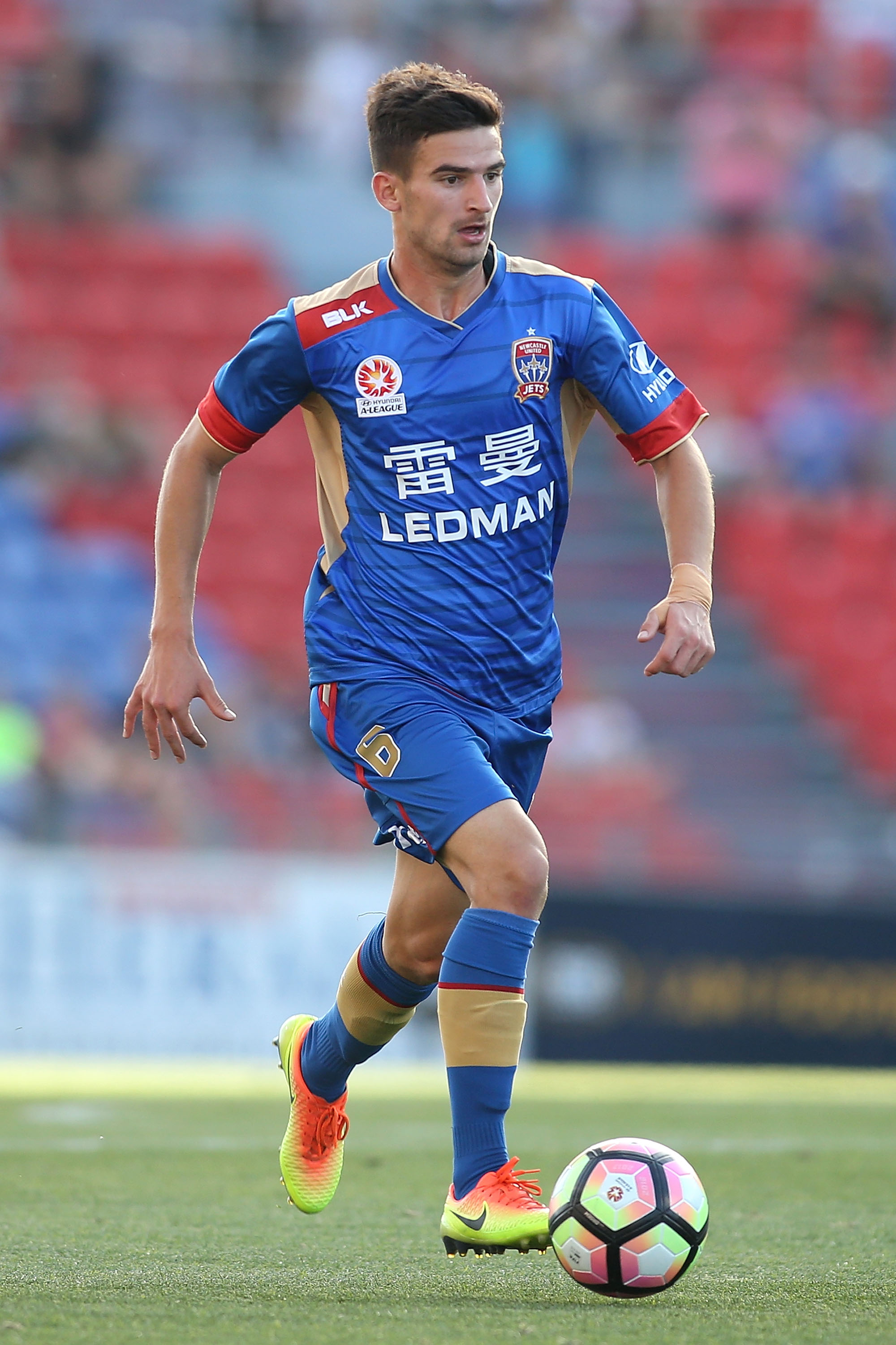 Steven Ugarkovic (Newcastle Jets)