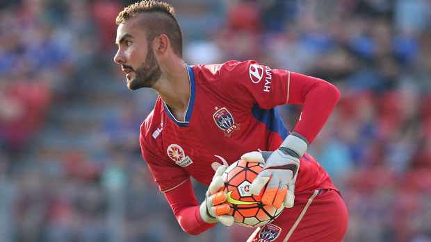 Jets keeper Mark Birighitti is keen on a move to Europe in the off-season.