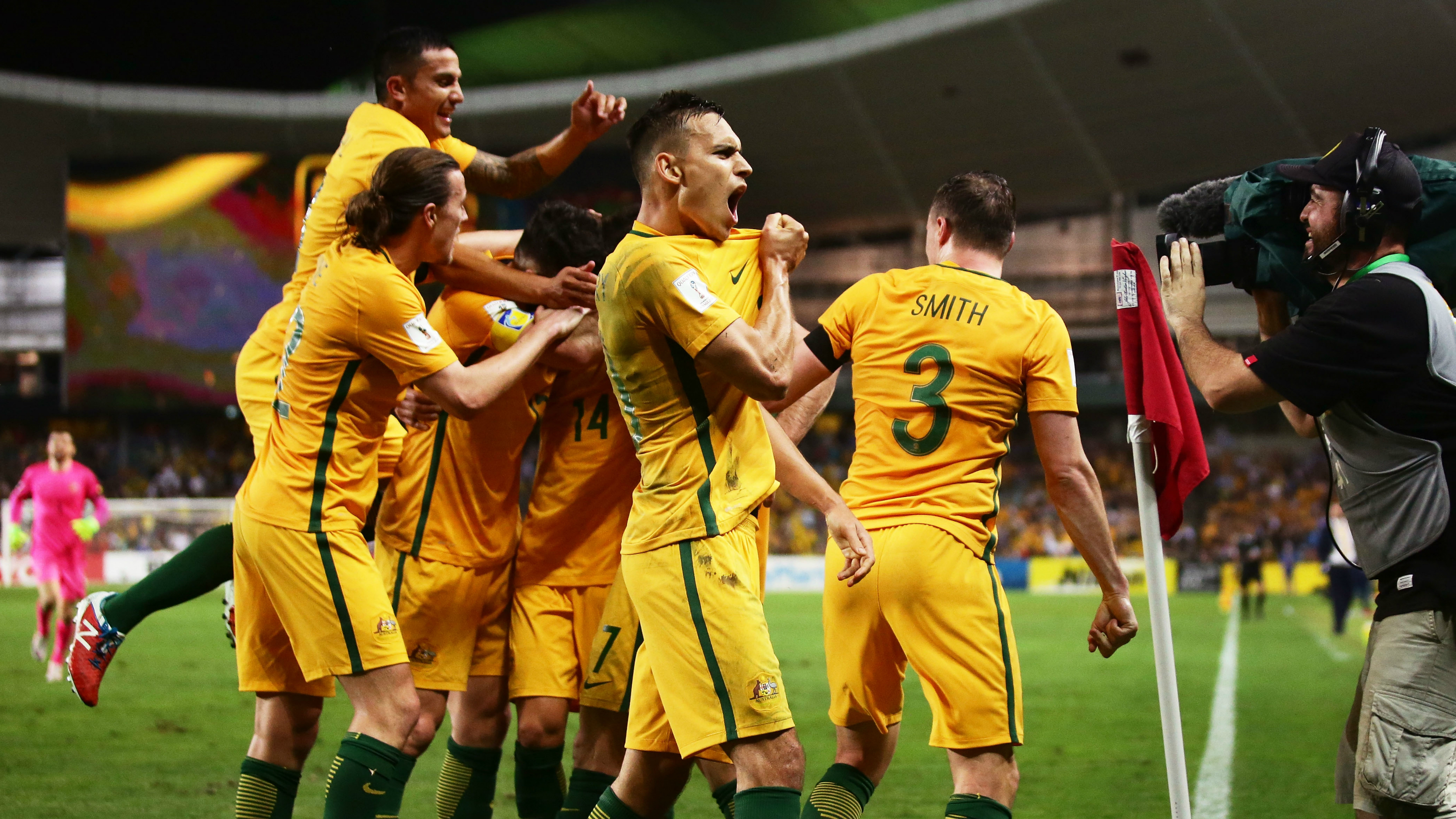 The Caltex Socceroos will be chasing a big win against Thailand to help them qualify for next year's FIFA World Cup.