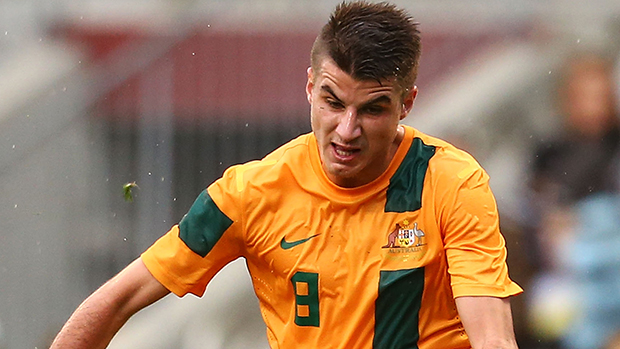 Terry Antonis has been ruled out of the Socceroos' clash with Japan.