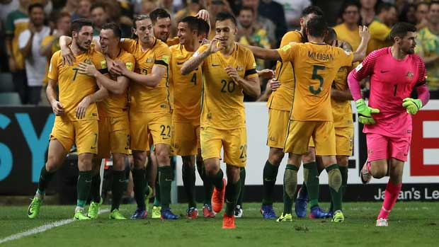 We recap all the goals the Caltex Socceroos have scored throughout this phase of qualifying so far.