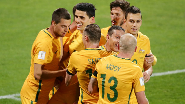 The Caltex Socceroos 23-man squad for the games against Japan and Thailand has been named.