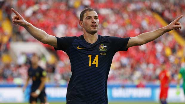 Caltex Socceroos midfielder James Troisi told FFA TV that Australia knows 'how to step up' in big matches.