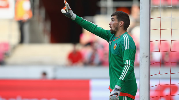 Mat Ryan tasted success in the UEFA Europa League with Valencia overnight.