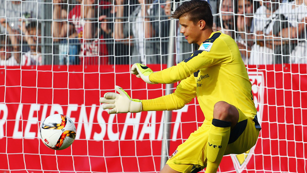 Mitch Langerak is edging closer to a return with VFB Stuttgart.