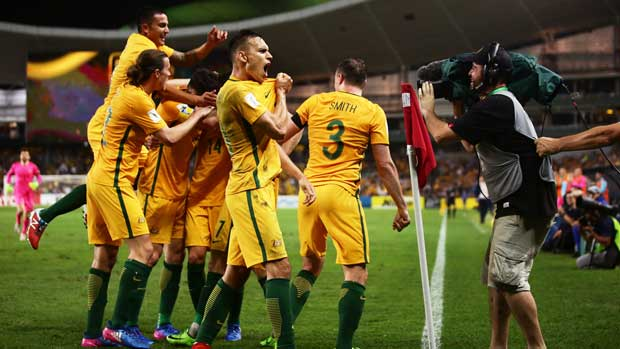 Ange Postecoglou has gone for experience for what will be a 'Super June' for the Caltex Socceroos.