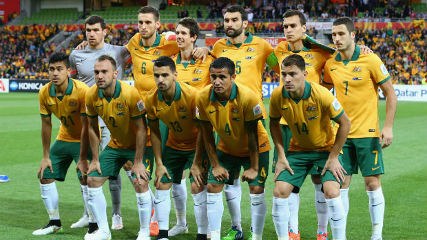 The Socceroos starting XI for the Asian Cup opener against Kuwait.