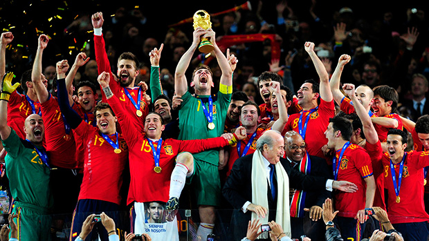 The 2010 FIFA World Cup finalists Spain and Netherlands will open Group B in Brazil.