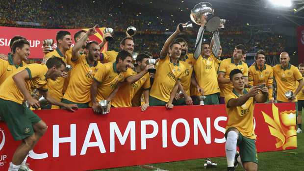 Throwback Thursday  Caltex Socceroos win 2015 AFC Asian Cup Final ... 01c49660c