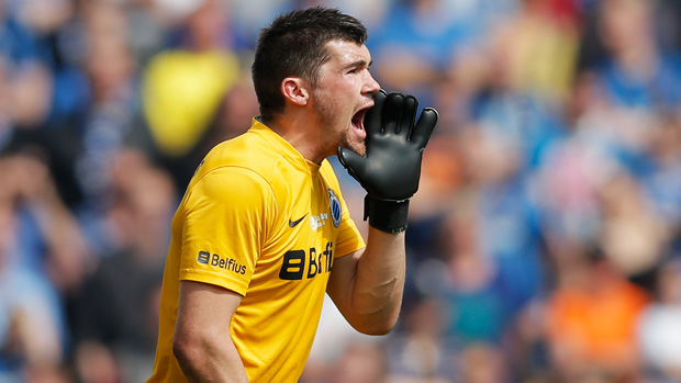 Mat Ryan kept a clean sheet for Club Brugge in his side's Europa League clash with Dnipro.