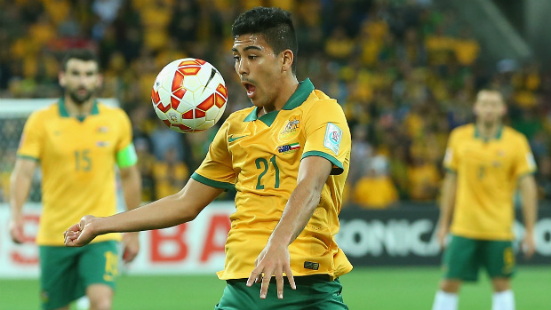 Massimo Luongo is sure to play a key role against Bangladesh.