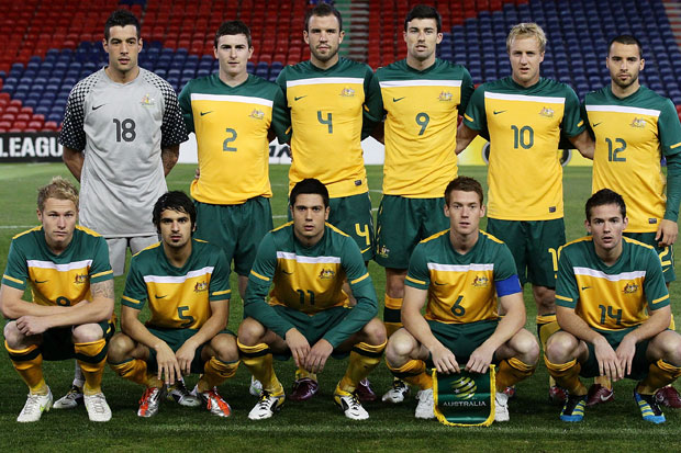 qantas young socceroos in group d for afc u 19 championship socceroos