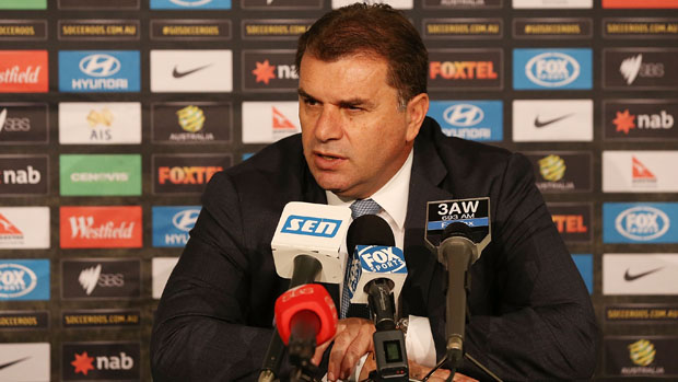Ange Postecoglou announces his 23-man squad for friendlies against Germany and FYR Macedonia.