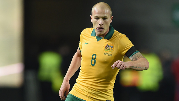 Aaron Mooy could be in line for a start against FYR Macedonia.