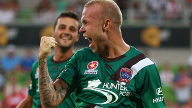 Taylor Regan has been appointed Newcastle Jets captain for Friday's clash with Brisbane Roar.