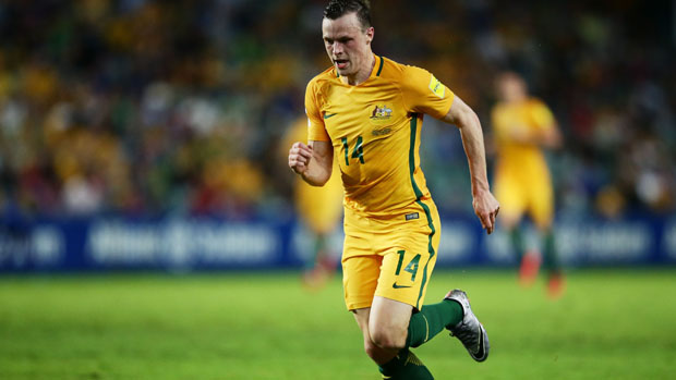 Brad Smith says confidence is high in the Socceroos camp ahead of Tuesday's clash with UAE.