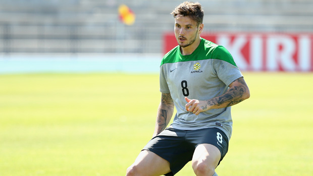 Socceroos defender Chris Herd could be joining English Championship club Wigan on loan.