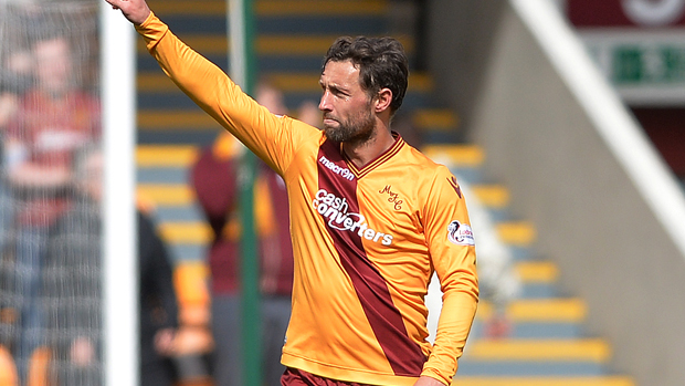 Scott McDonald is set to stay in Scotland with Motherwell.