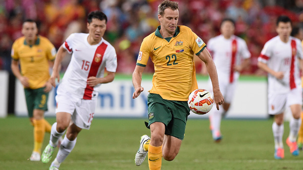 Alex Wilkinson has been drafted into the Caltex Socceroos squad for this month's FIFA World Cup Qualifiers.