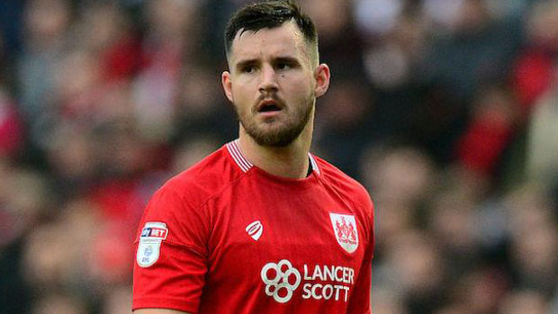 Caltex Socceroo Bailey Wright is celebrating survival in the English Championship with club Bristol City.
