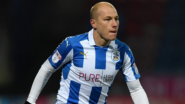 Aaron Mooy provided an assist in Huddersfield's 1-1 draw with Barnsley overnight.