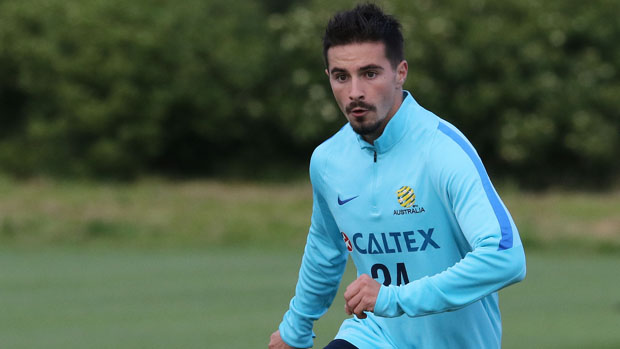 Jamie Maclaren admits he's hoping for game time in Australia's friendly against Brazil.
