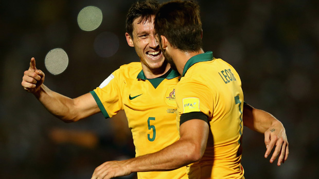 Mark Milligan says new faces in the Socceroos system can help create depth within the national team.