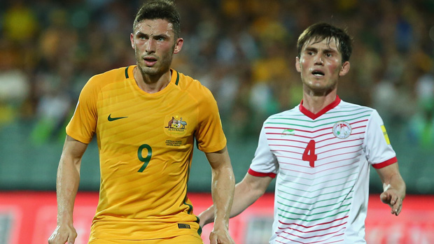 Apostolos Giannou is likely to earn another call-up for the Caltex Socceroos.