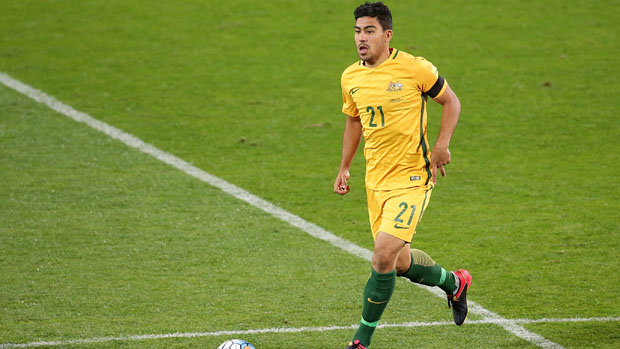 Massimo Luongo will miss this month's World Cup Qualifier against Thailand through injury.