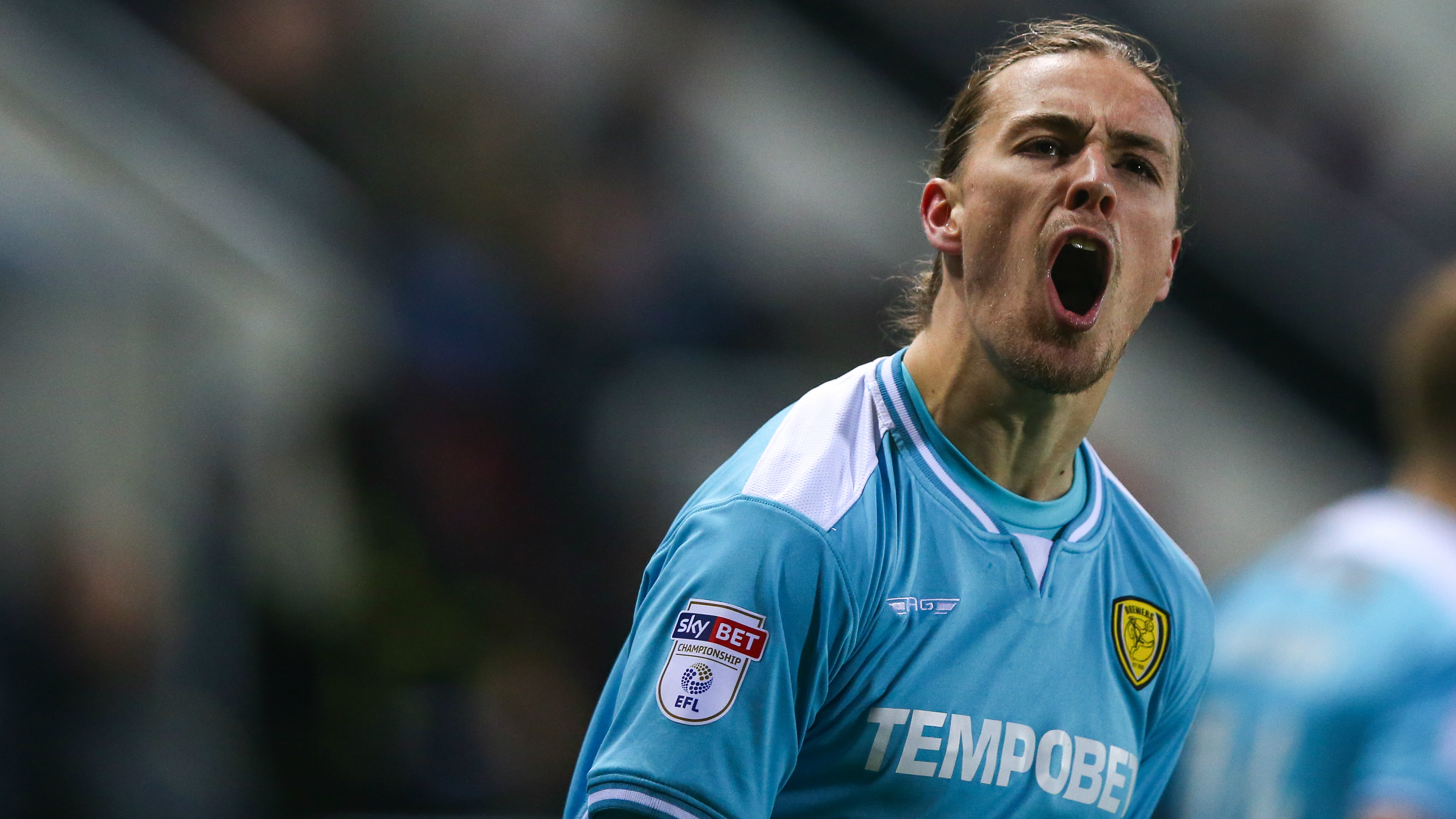 Jackson Irvine's Burton Albion have been drawn to play Manchester United in the next round of England's Carabao Cup (League Cup).