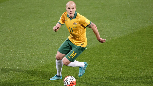 Aaron Mooy says he is enjoying a more attacking role at Melbourne City.