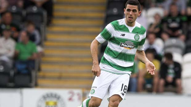 Tom Rogic netted the winner in Celtic's 2-1 win over Hearts.