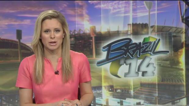 Socceroos down Brazilian opposition