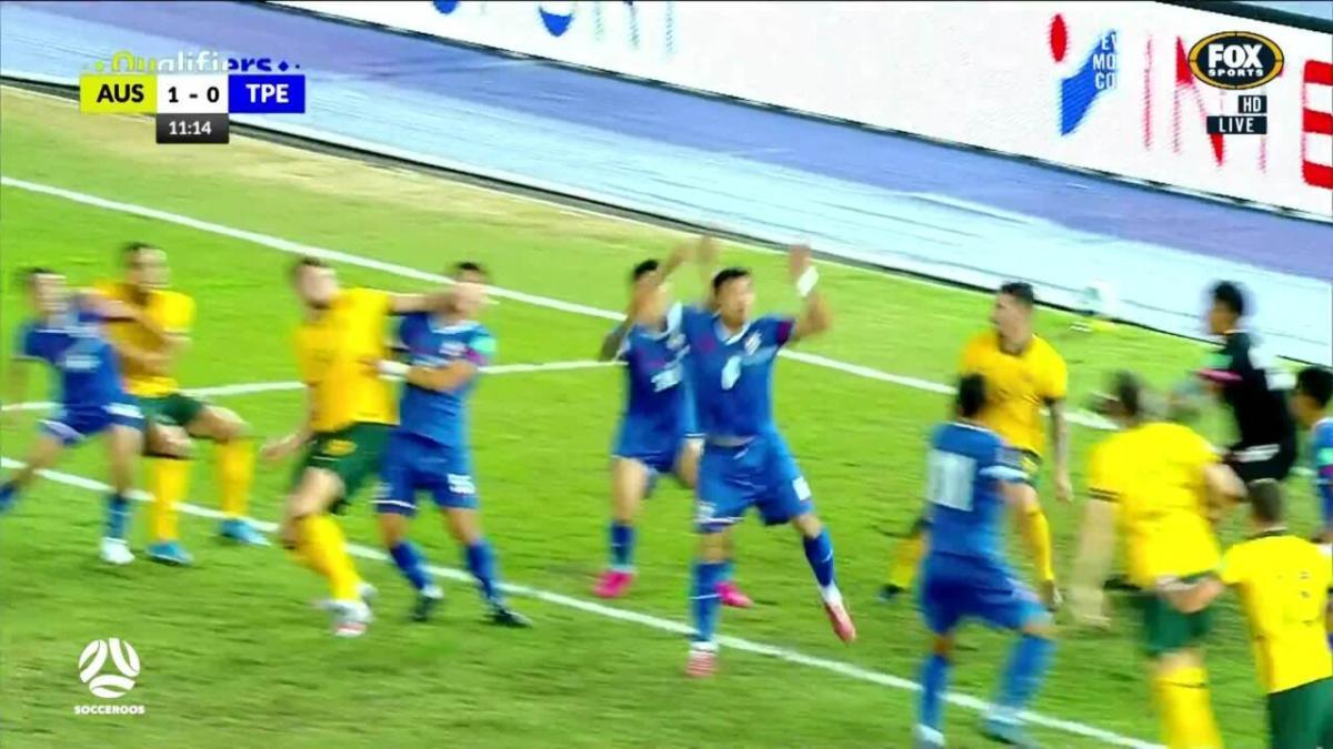 Jamie Maclaren: The making of a Socceroo