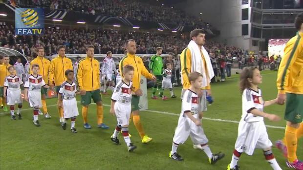 FFA TV | Jedinak thrilled with progression