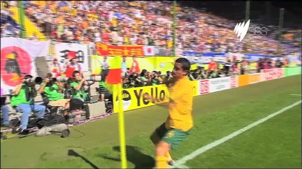 FFA TV | Cahill's Socceroos goals pt1